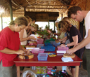 Cooking your own Thai food by Lantaresort.com