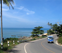 Road trip to your destination through the popular Songteaw by Lantaresort.com